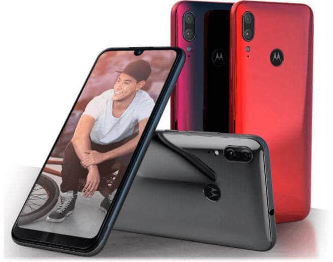 يقع Motorola One Zoom قاب قوسين أو أدنى: جميع الأخبار على المدى المتوسط الجديد مع كاميرا رباعية (الصورة) 1