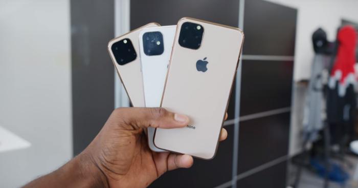 يقومون بتصفية تاريخ بيع جهاز iPhone 11. متى يمكن شرائه؟ 1