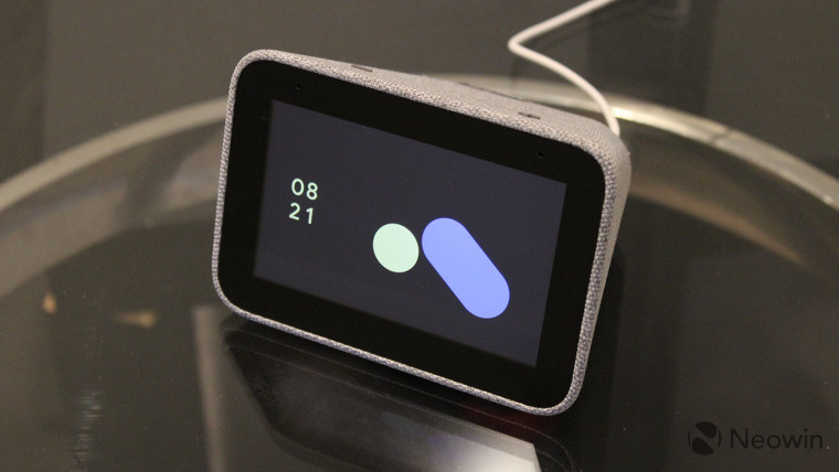 يمكن أن تكون الساعة الذكية من لينوفو إطارًا رقميًا مدعومًا من صور Google 1