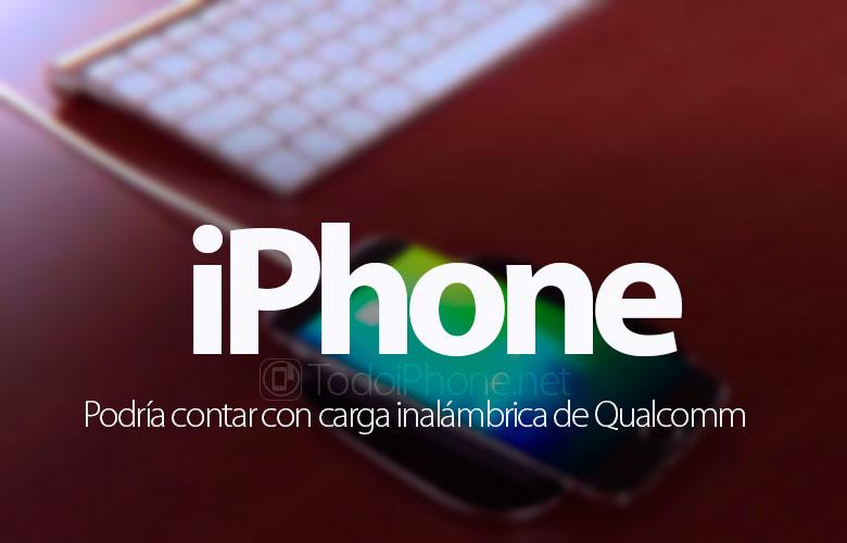 يمكن أن يكون لدى iPhone التالي شحن لاسلكي بفضل Qualcomm 1