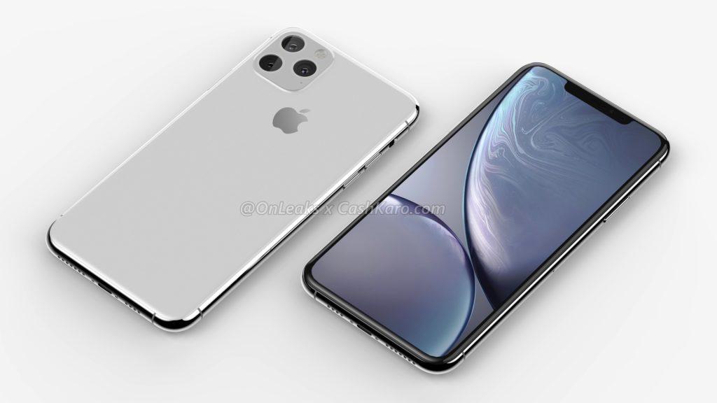 أكد iPhone 11 الميزات على أساس التسريبات 1