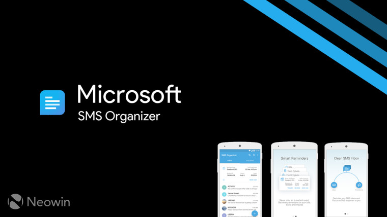 يُقال إن تطبيق Microsoft Organizer SMS لنظام Android يمتد إلى مزيد من المناطق 1