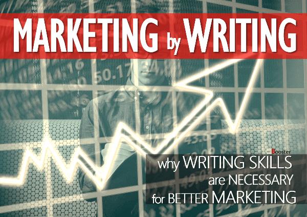مهارات الكتابة في التسويق