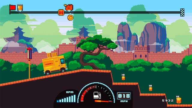 استعراض البطل السريع - GameSpace.com 1