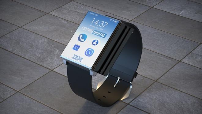 IBM Smartwatch في الهاتف الذكي