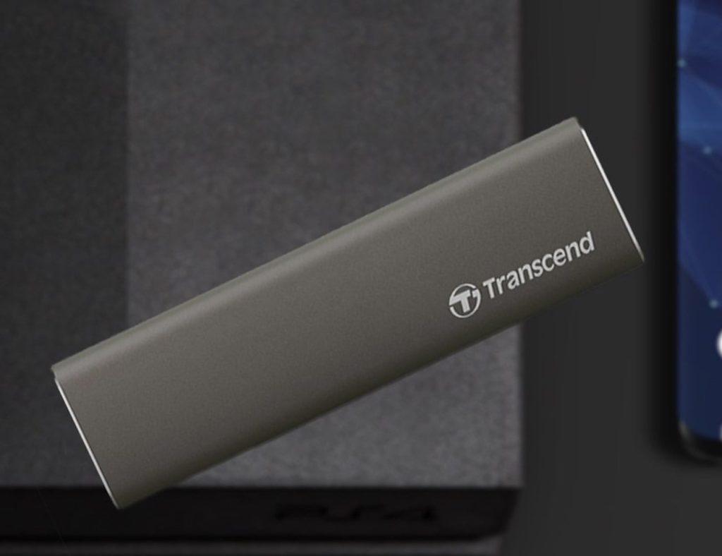 تجاوز ESD250C أنيق SSD المحمولة