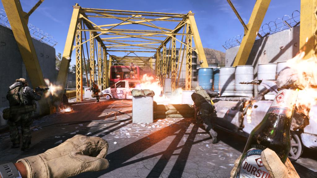 تبدأ لعبة Call of Duty: Modern Warfare المفتوحة في سبتمبر - Application Gratuite 1
