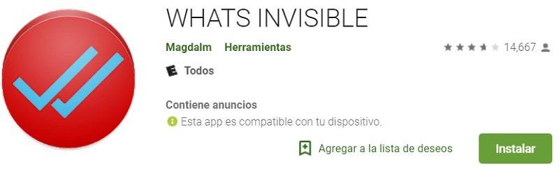 ما هو غير مرئي