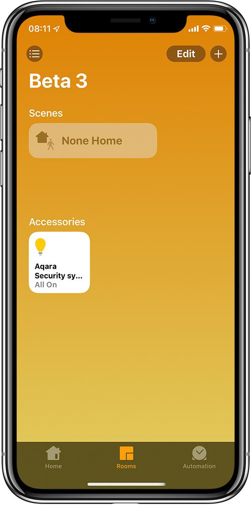 التغييرات والإضافات إلى التطبيق الرئيسي في iOS13 Beta 2