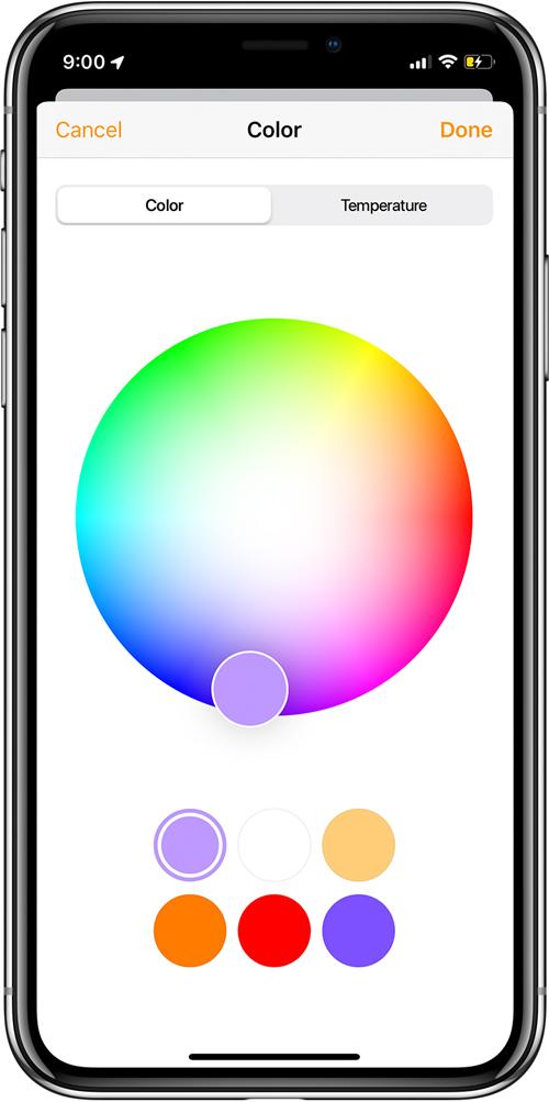 التغييرات والإضافات إلى التطبيق الرئيسي في iOS13 Beta 15