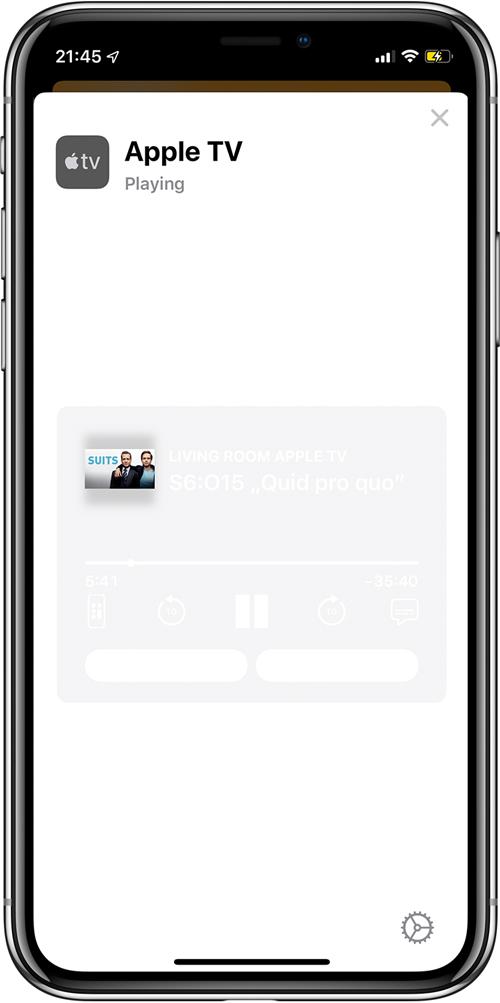 التغييرات والإضافات إلى التطبيق الرئيسي في iOS13 Beta 17