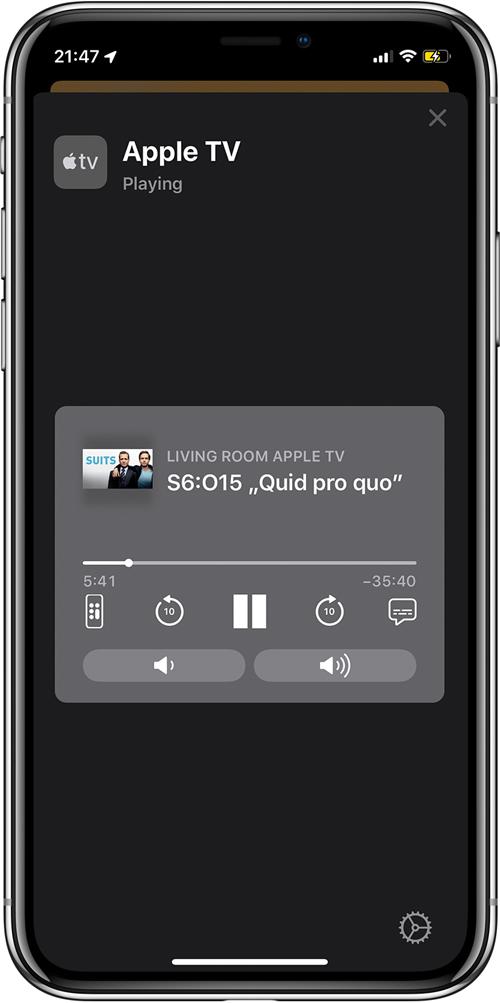 التغييرات والإضافات إلى التطبيق الرئيسي في iOS13 Beta 18