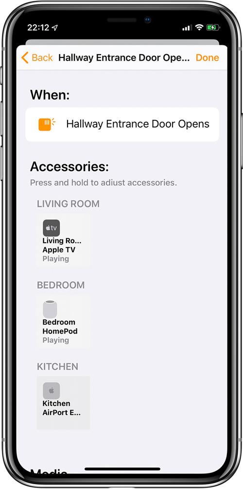 التغييرات والإضافات إلى التطبيق الرئيسي في iOS13 Beta 21