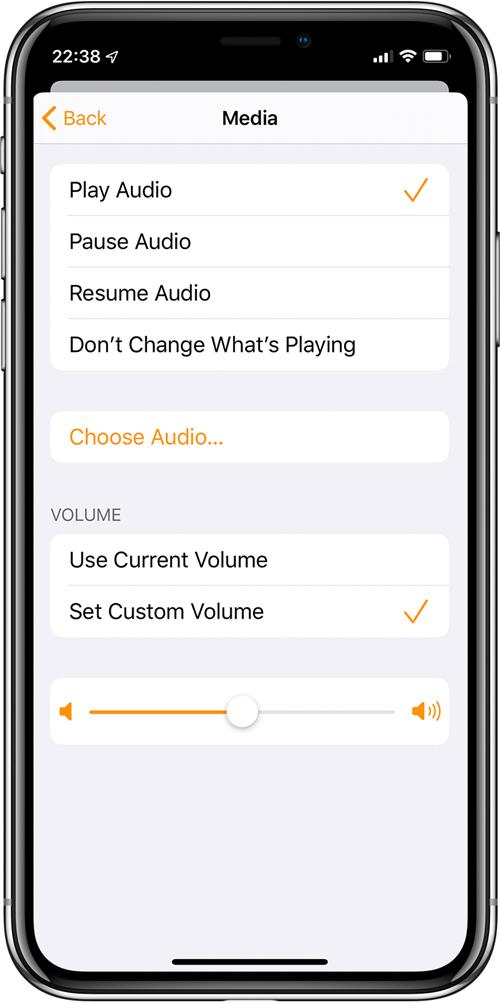التغييرات والإضافات إلى التطبيق الرئيسي في iOS13 Beta 23