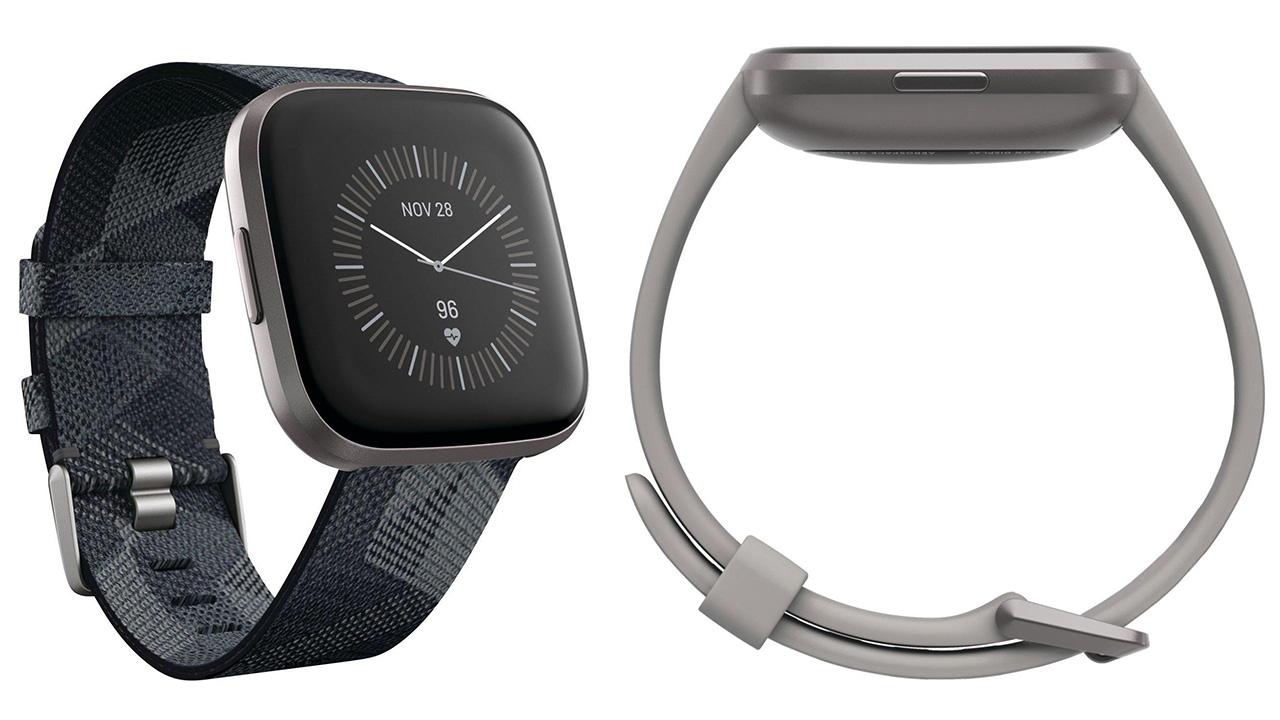 Fitbit Versa 2 يجعل التسرب ، يشير إلى توافق Alexa 1