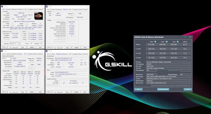 G.Skill تكشف عن طقم ترايدنت Z نيو DDR4-3800 CL14 لأيه إم دي ريزين 3000 2