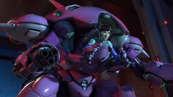 Overwatch أنثى الأحرف: كل شخصية أنثى في اللعبة 3
