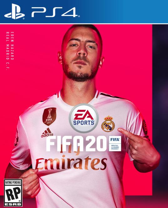 لعبة FIFA 20 التي تعرض زيدان على غلاف الإصدار النهائي ستأتي إلى PlayStation 4 ، Xbox One ، Nintendo Switch والكمبيوتر الشخصي في سبتمبر 1