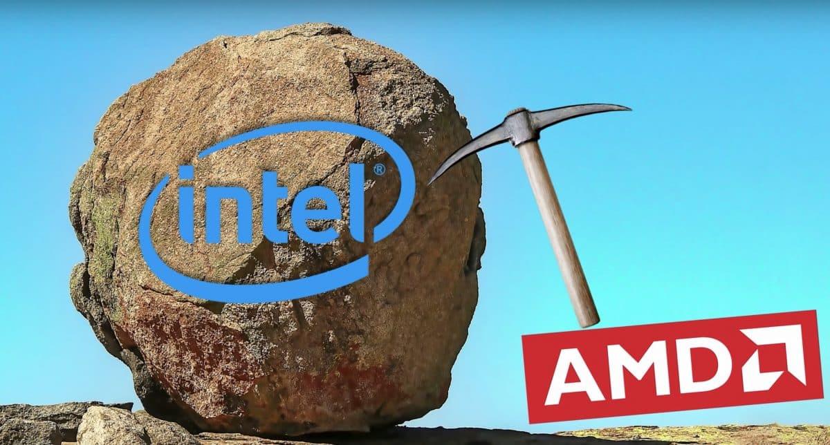 إنتل مقابل AMD