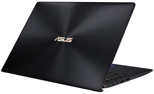 ASUS ZenBook Pro 14 UX480FD-BE010T: شاشة فائقة الدقة مقاس 14 بوصة مزودة بمعالج Core i7 + رسومات GeForce GTX 1050
