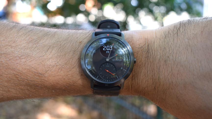 الصفقة: الساعة الذكية الهجينة من Withings Steel HR Sport تنخفض إلى أدنى سعر لها حتى الآن