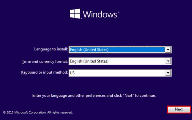 كيف تبدأ windows 10 في الوضع الآمن باستخدام قرص التثبيت أو محرك أقراص USB
