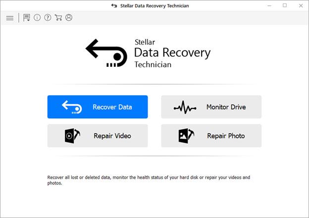 خطوات لتنفيذ استعادة البيانات دون جهد من محركات الأقراص الصلبة RAID 1