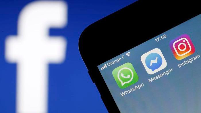 """يغير Facebook اسم WhatsApp e Instagram""""العرض ="""" 700 """"الارتفاع ="""" 393"""