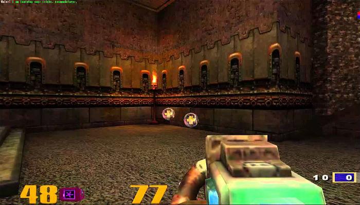حزم Retropie Quake3