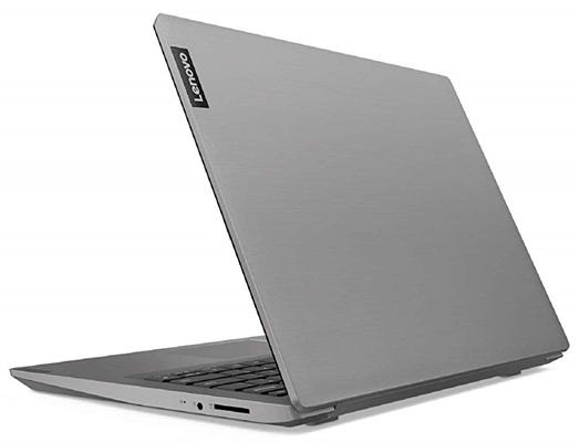 لينوفو S145-15IWL: شاشة فائقة الدقة مقاس 15 بوصة مزودة بمعالج Core i3 ومحرك أقراص صلبة SSD