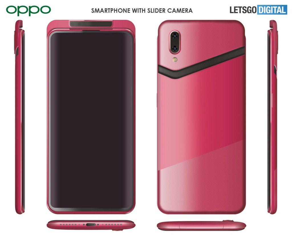 تقدم OPPO هاتفًا ذكيًا بتصميم كاميرا انزلاقية جديدة 2