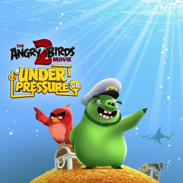 الطيور الغاضبة فيلم 2 VR: تحت الضغط