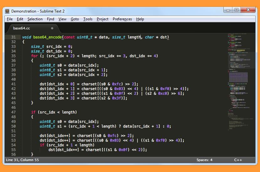 سامية النص 2 أفضل محرر نصوص البرمجة أفضل ماك ونظام لينكس محرر نصوص للتنمية على شبكة الإنترنت