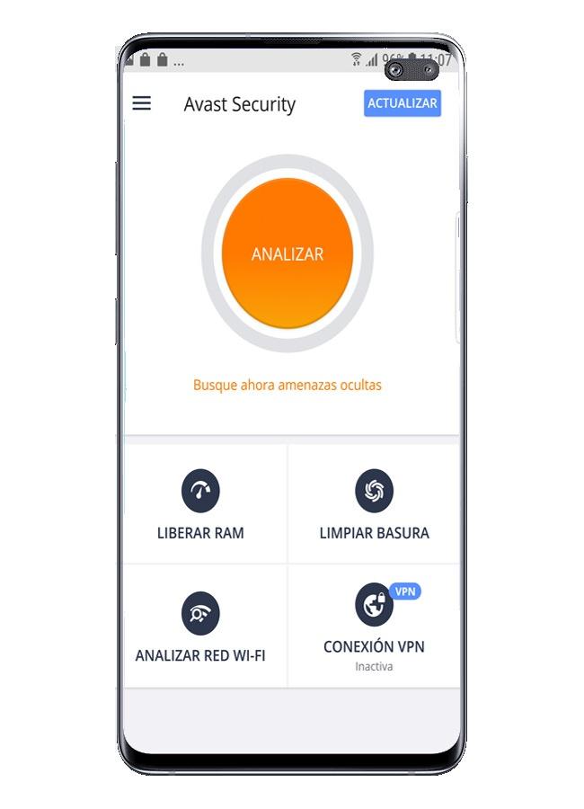 أمان Avast Free Mobile ، أضف مزيدًا من الأمان عند استخدام هاتفك الذكي 1