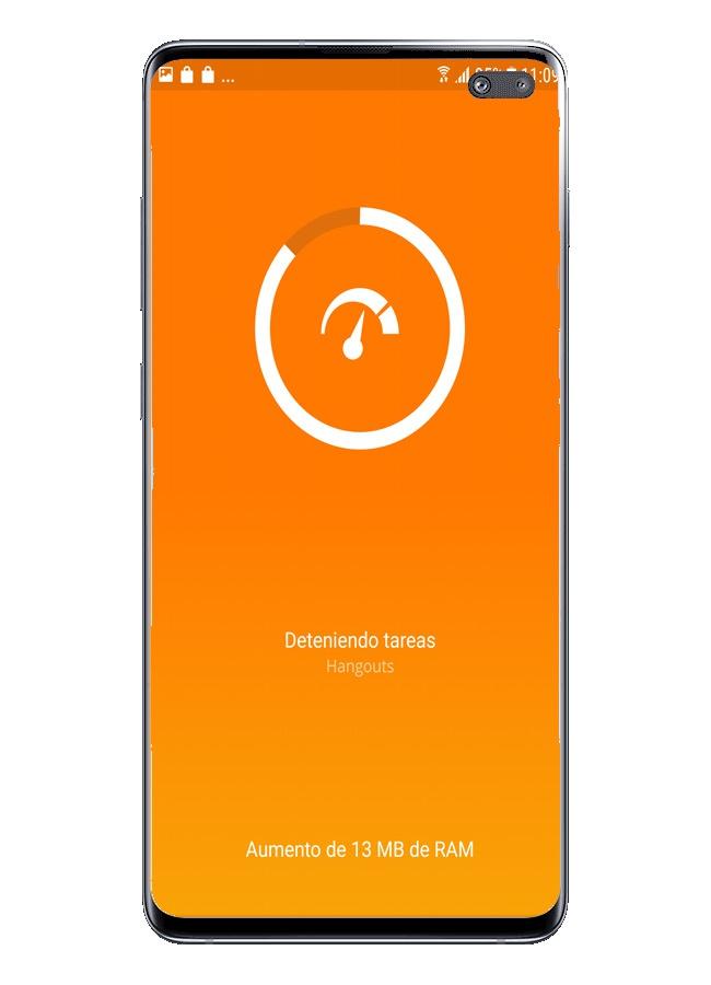 التحليل باستخدام Avast Free Mobile Security