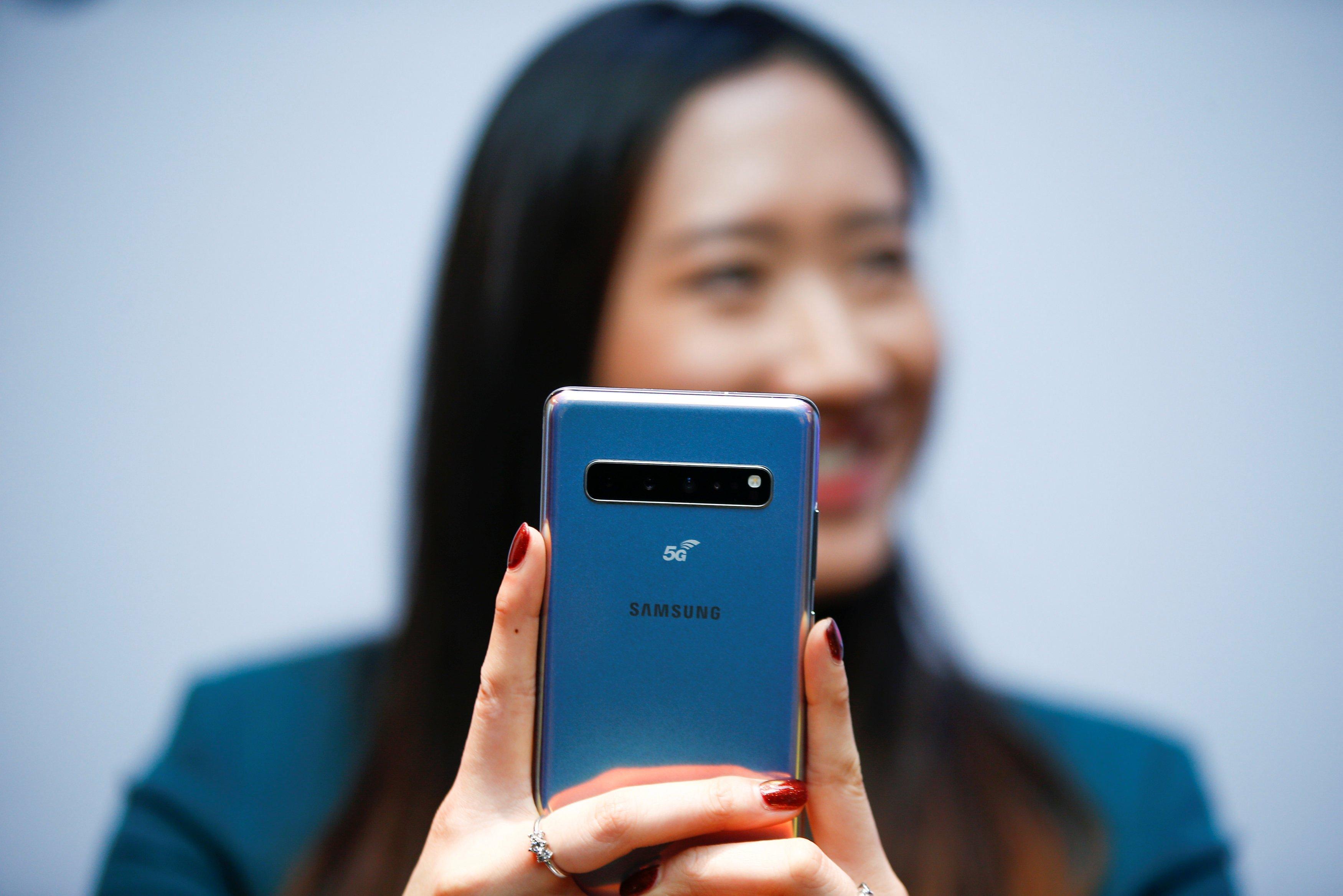 ستحتاج إلى هاتف 5G - مثل Samsung Galaxy S10 5G Edition - للاستمتاع بشبكة 5G