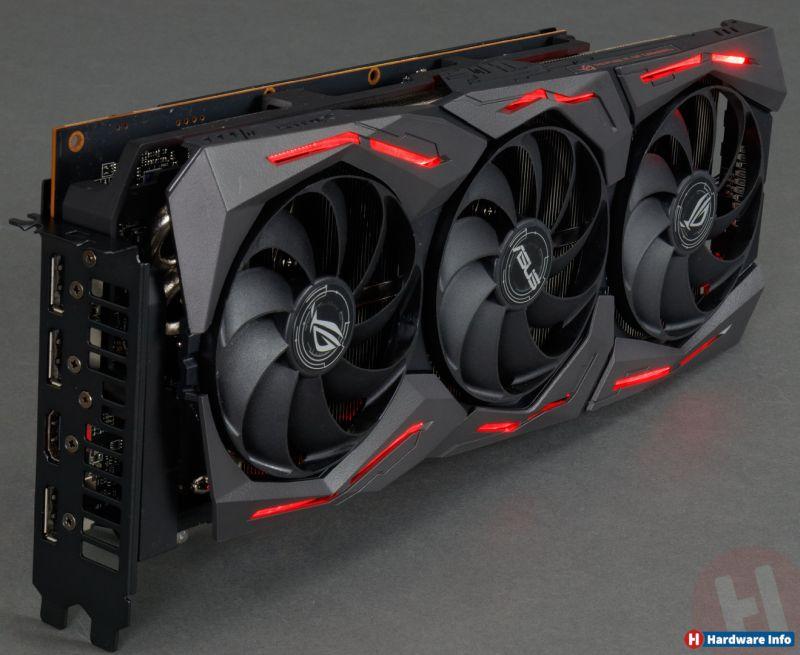 ASUS Radeon RX 5700 GPUs مع تبريد مخصص تظهر على الإنترنت 1