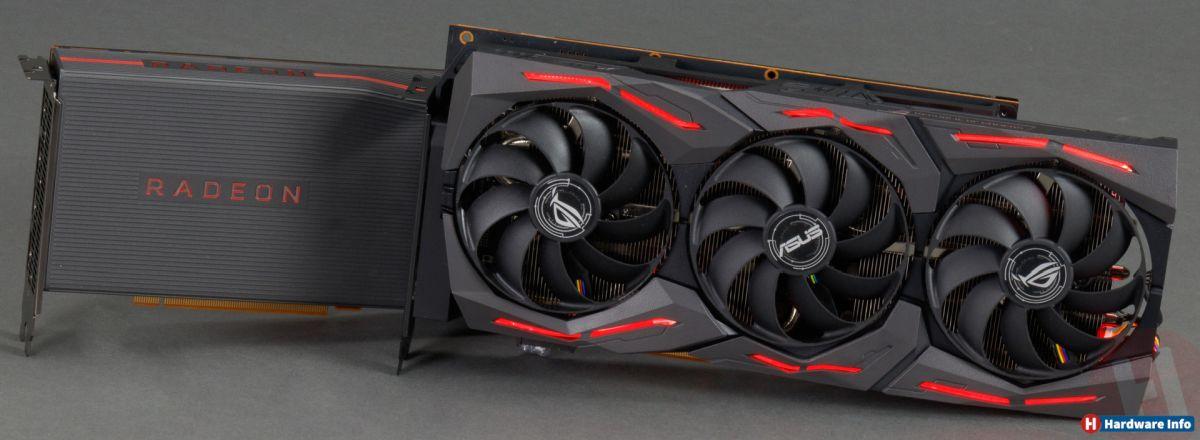 ASUS Radeon RX 5700 GPUs مع تبريد مخصص تظهر على الإنترنت 2