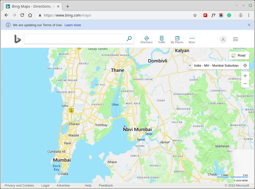 أفضل 10 بدائل خرائط جوجل يجب أن تحاول