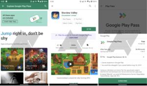 """يتم الآن اختبار خدمة الاشتراك في التطبيق الشهري لـ """"Play Pass"""" من Google 1"""