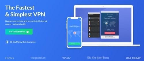أفضل شبكات VPN مع بطاقة تجريبية مجانية بدون بطاقة ائتمان 5