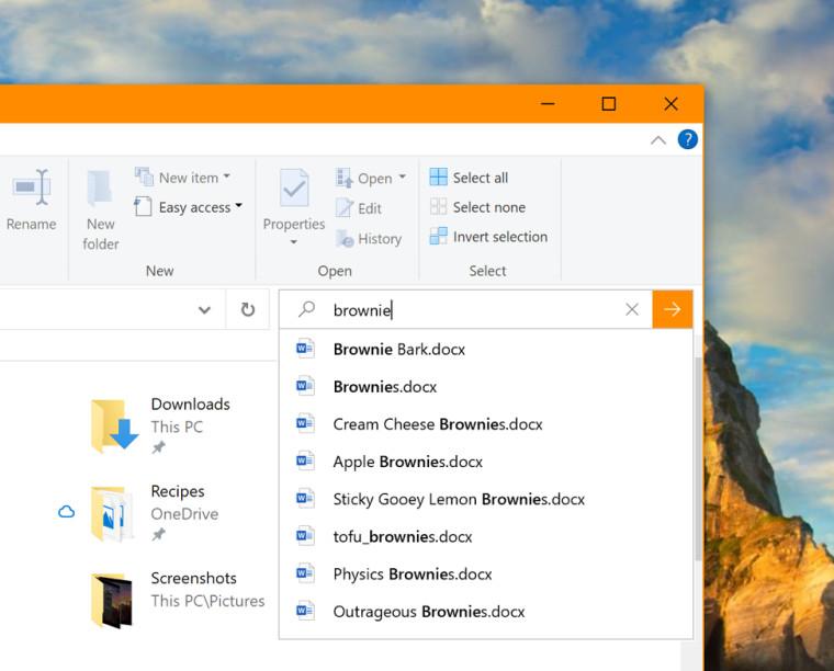 إصدارات مايكروسوفت Windows 10 قم ببناء 18945 إلى الحلبة السريعة باستخدام تطبيق Cortana الجديد 4