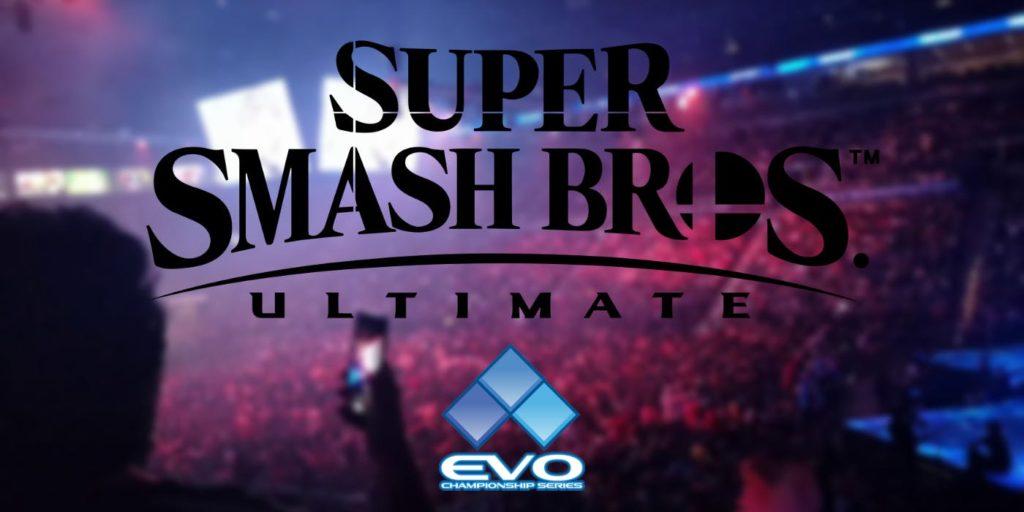 سجل جمهور EVO بواسطة Super Smash Bros. Ultimate 2