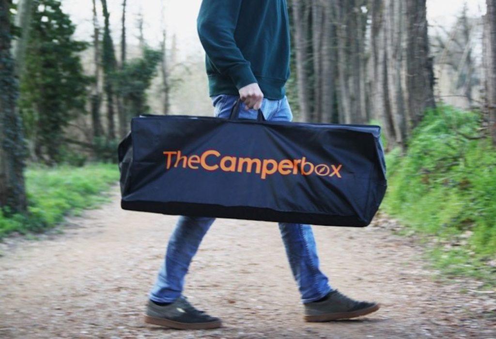Camperbox سيارة السفر كيت