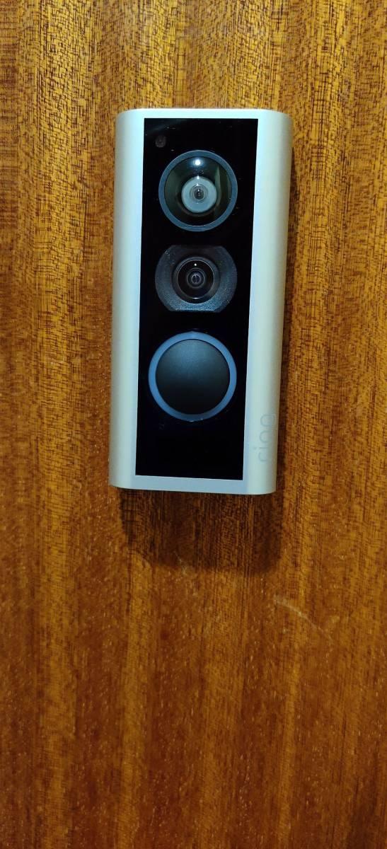 Ring Door View Cam: ثقب الباب لرؤية والتحدث ومعرفة ما يحدث على الجانب الآخر من الباب الرئيسي 4