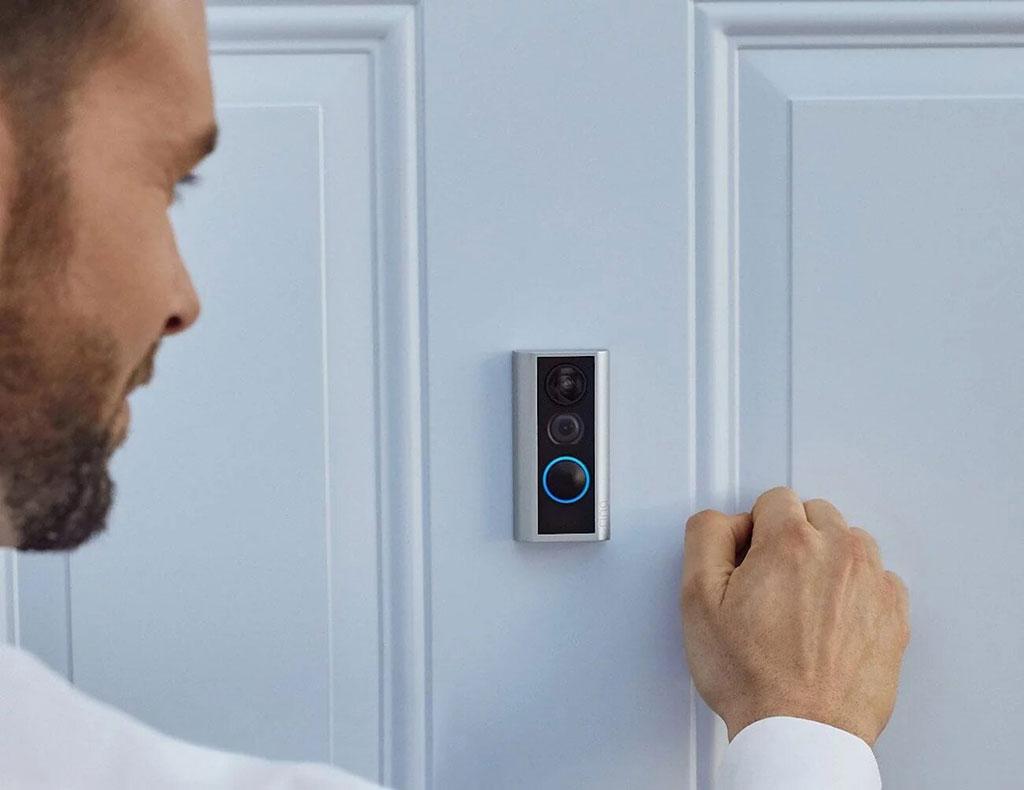 Ring Door View Cam: ثقب الباب لرؤية والتحدث ومعرفة ما يحدث على الجانب الآخر من الباب الرئيسي 5