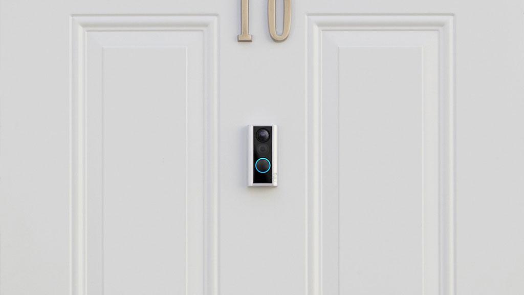 Ring Door View Cam: ثقب الباب لرؤية والتحدث ومعرفة ما يحدث على الجانب الآخر من الباب الرئيسي 3