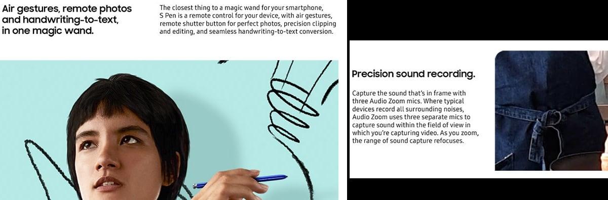 ملصقات galaxynote10 droidlife Samsung Galaxy Note  10
