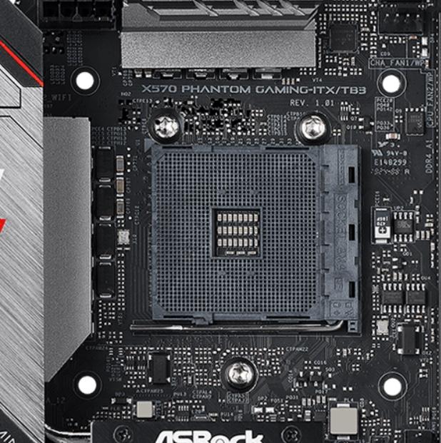 تعلن شركة آسروك عن اللوحات الأم AMD X570 المزودة بتقنية Thunderbolt 3 ، وهي تدعم فقط مبردات Intel CPU 2