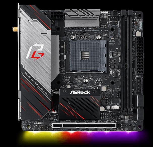 تعلن شركة آسروك عن اللوحات الأم AMD X570 المزودة بتقنية Thunderbolt 3 ، وهي تدعم فقط مبردات Intel CPU 3